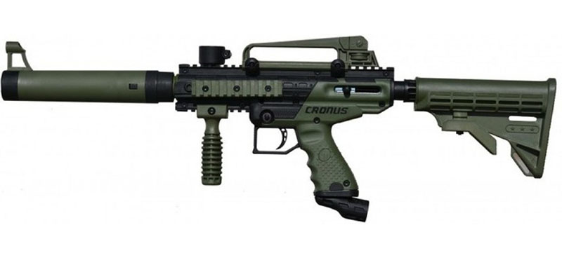 Tippmann-Cronus-tactical-paintball-gun